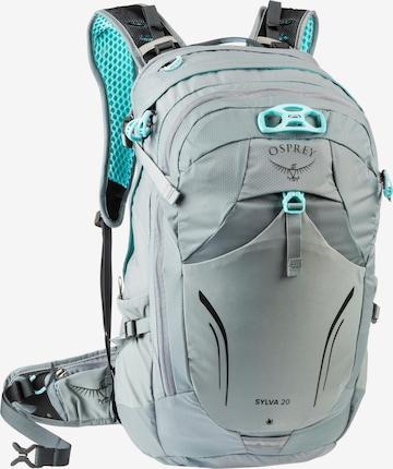 Osprey Sports Backpack 'Sylva 20' in Grey