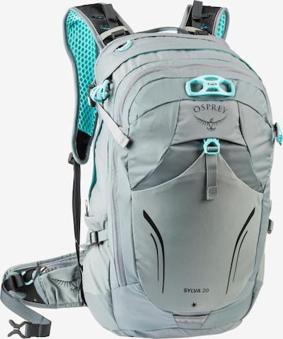 Osprey Sportrucksack 'Sylva 20' in grau / mint, Produktansicht