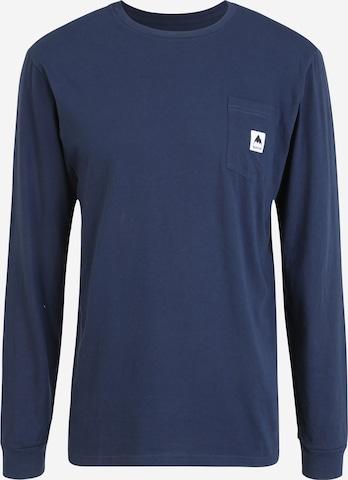 BURTON Skjorte i blå