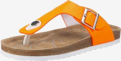 TOM TAILOR Open schoenen in de kleur Sinaasappel, Productweergave