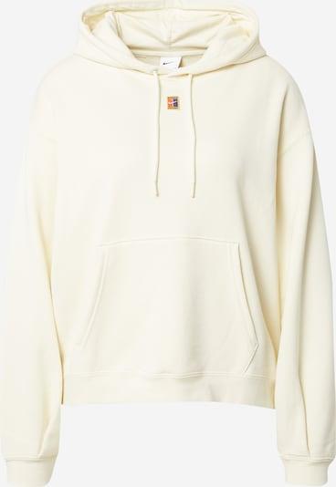 NIKE Sport sweatshirt i ullvit, Produktvy