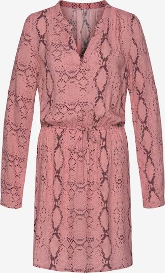 BUFFALO Kleid in beere / rosé, Produktansicht