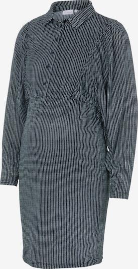 MAMALICIOUS Shirt Dress in Black / White, Item view