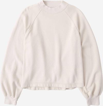 Megztinis be užsegimo iš Abercrombie & Fitch , spalva - kremo, Prekių apžvalga