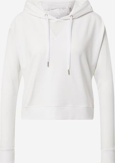 Hanorac sport DKNY Performance pe alb, Vizualizare produs