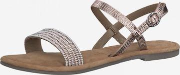TAMARIS Sandals in Bronze