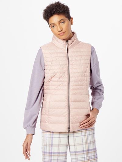 GERRY WEBER Weste in rosé, Modelansicht