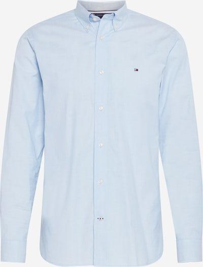 Cămașă TOMMY HILFIGER pe bleumarin / albastru deschis / roșu / alb, Vizualizare produs