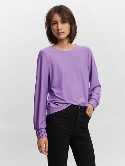 VERO MODA Blouse 'Ulla' in Light purple, View model