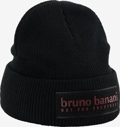 BRUNO BANANI Muts in de kleur Rood / Zwart, Productweergave