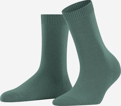 FALKE Chaussettes en vert, Vue avec produit
