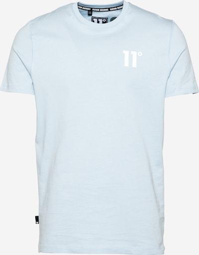 11 Degrees Camiseta 'CORE' en azul claro / blanco, Vista del producto