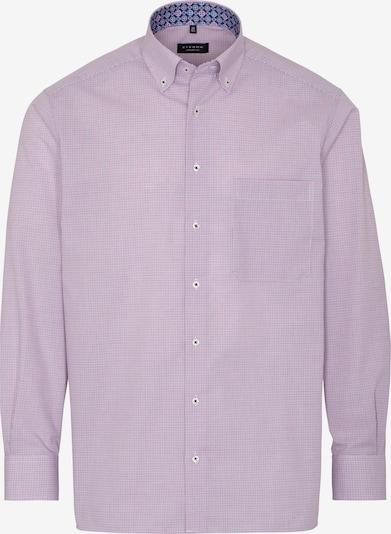 ETERNA Hemd in grau / hellrot / weiß, Produktansicht