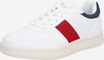 Sneaker low 'Alba Retro' rubi pe sângeriu / alb, Vizualizare produs