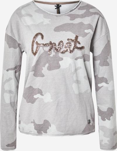 Key Largo Shirt in Brown / Grey / Light grey, Item view