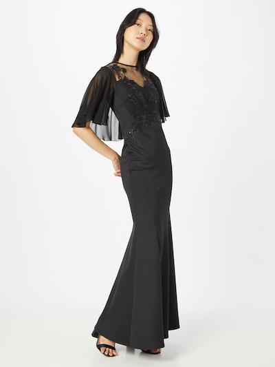 Lipsy Večerné šaty 'HANNAH' - čierna, Model/-ka
