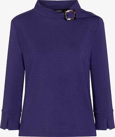 Ana Alcazar Sweatshirt in indigo, Produktansicht