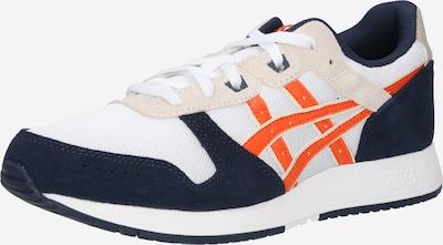 ASICS SportStyle Baskets basses 'Lyte' en beige / orange / noir / blanc, Vue avec produit