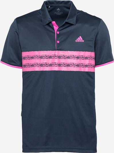 Sportiniai marškinėliai iš adidas Golf , spalva - tamsiai mėlyna / rožinė, Prekių apžvalga