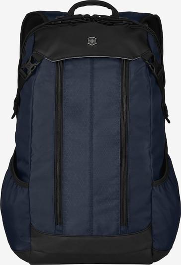 VICTORINOX Sac à dos en bleu foncé / noir, Vue avec produit