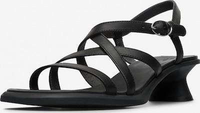 CAMPER Sandalen ' Dina ' in schwarz, Produktansicht
