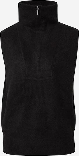 Gina Tricot Weste 'Lena' in schwarz, Produktansicht