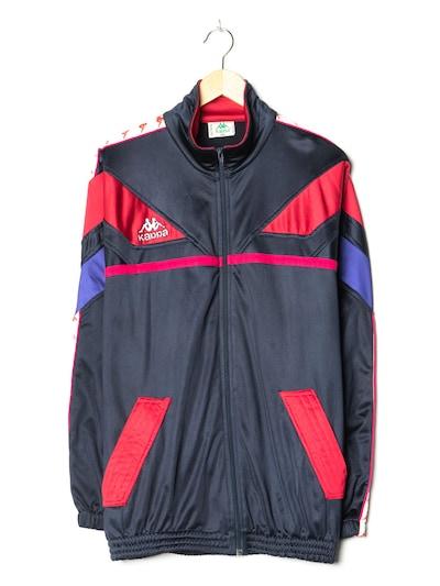 KAPPA Sportjacke in XXXL in dunkelblau, Produktansicht