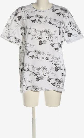 AllSaints Oversized Shirt in L in schwarz / weiß, Produktansicht