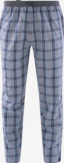 Luca David Pyjamahose ' Olden Glory Pants ' in blau, Produktansicht
