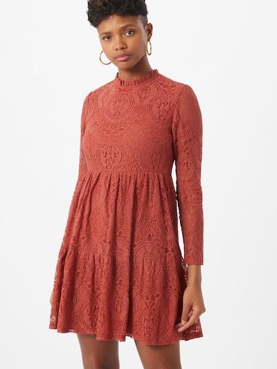 Molly BRACKEN Kleid in rostrot, Modelansicht