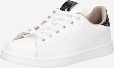 VICTORIA Zapatillas deportivas bajas en negro / blanco, Vista del producto