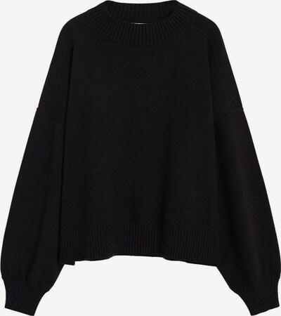 MANGO Pullover in schwarz, Produktansicht