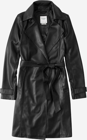Abercrombie & Fitch Mantel in schwarz, Produktansicht