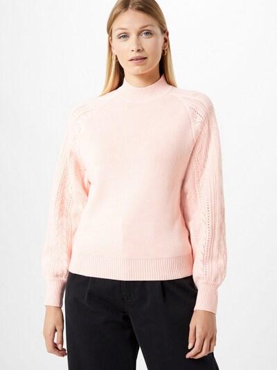 ABOUT YOU Pulover 'Carin' | roza barva, Prikaz modela