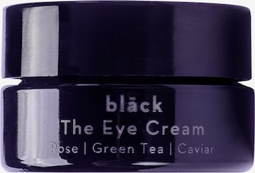 arbū Eye Cream 'bläck The Eye Cream' with caviar extract 15ml in