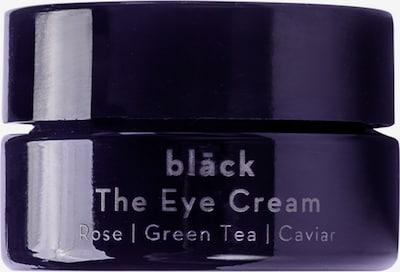 arbū Eye Cream 'bläck The Eye Cream' with caviar extract 15ml in weiß, Produktansicht