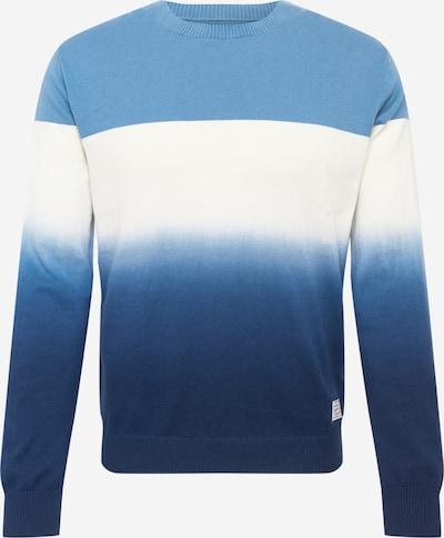 Pepe Jeans Jersey en azul / azul ahumado / blanco, Vista del producto