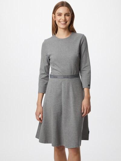 Calvin Klein Kleid 'MILANO' in grau, Modelansicht
