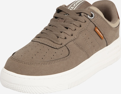 Jack & Jones Junior Sneaker 'MAVERICK' in braun, Produktansicht
