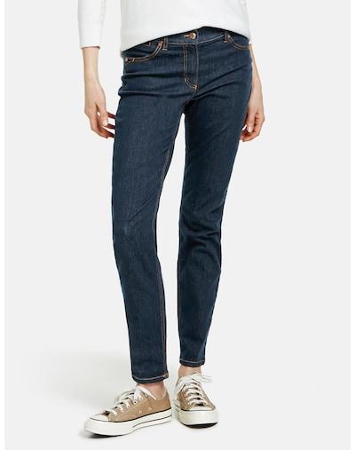GERRY WEBER Jeans 'Fit4me' in blue denim, Modelansicht