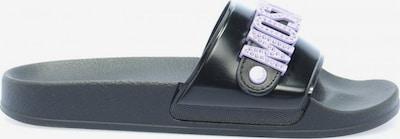 MOSCHINO Badeslipper in 39 in schwarz, Produktansicht