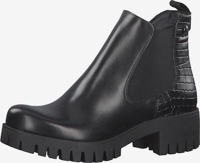s.Oliver Chelsea Boot in schwarz, Produktansicht