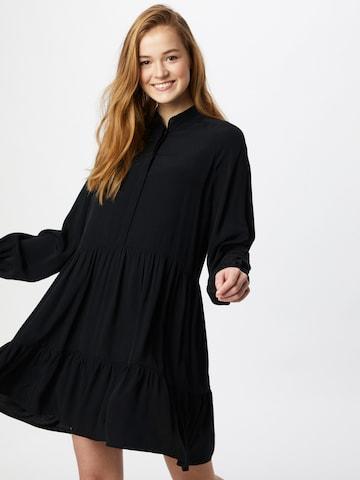 mbym Shirt Dress 'Marranie' in Black