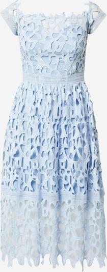 Kokteilinė suknelė iš Chi Chi London, spalva – šviesiai mėlyna, Prekių apžvalga