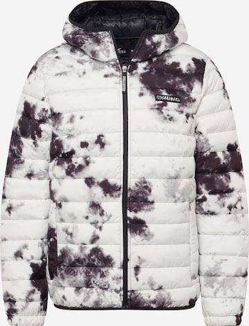 HOLLISTER Jacke in Weiß