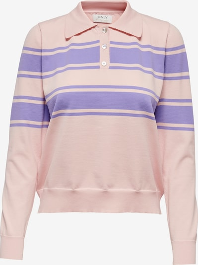 ONLY Shirt in Purple / Pink, Item view
