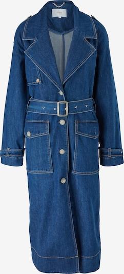 s.Oliver Between-Seasons Coat in Blue, Item view