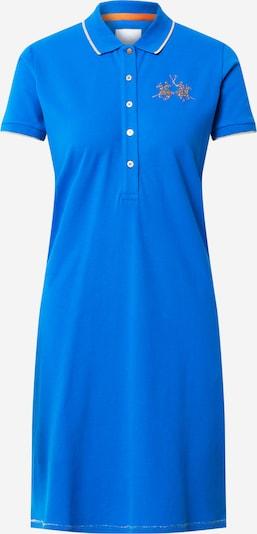 La Martina Robe 'RWD017PK001' en bleu, Vue avec produit