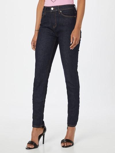 Jeans Love Moschino pe albastru închis, Vizualizare model