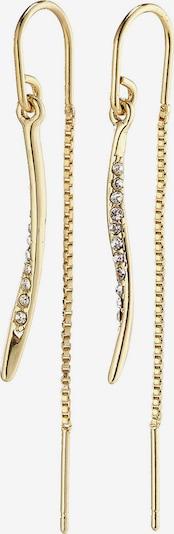 Pilgrim Boucles d'oreilles 'Malia' en or / transparent, Vue avec produit